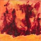 o.T., Öl, Pigment auf Leinwand, 90 x 90 cm, 2019