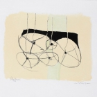 Getriebe 3; Acryl, Grafit auf Papier, 40 x 30 cm; 2009