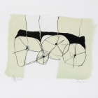 Getriebe 2; Acryl, Grafit auf Papier, 40 x 30 cm; 2009