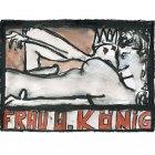 """Frau u. König (aus der Serie """"2 in a box""""), 2017, Fineartprint auf Hahnemühle Photo Rag Bright White 310 g/m, 40 x 50 cm, Auflage: 20 Exemplare"""