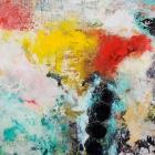 o:T.; Öl, Pigment auf Leinwand; 200 x 650 cm; 2008