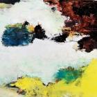 o:T.; Öl, Pigment auf Leinwand; 145 x 230 cm; 2012