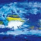 o:T.; Öl, Pigment auf Leinwand; 145 x 230 cm; 2003